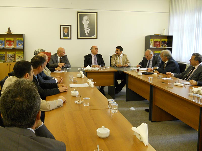 ANKİSAD ile İşbirliği Toplantısı