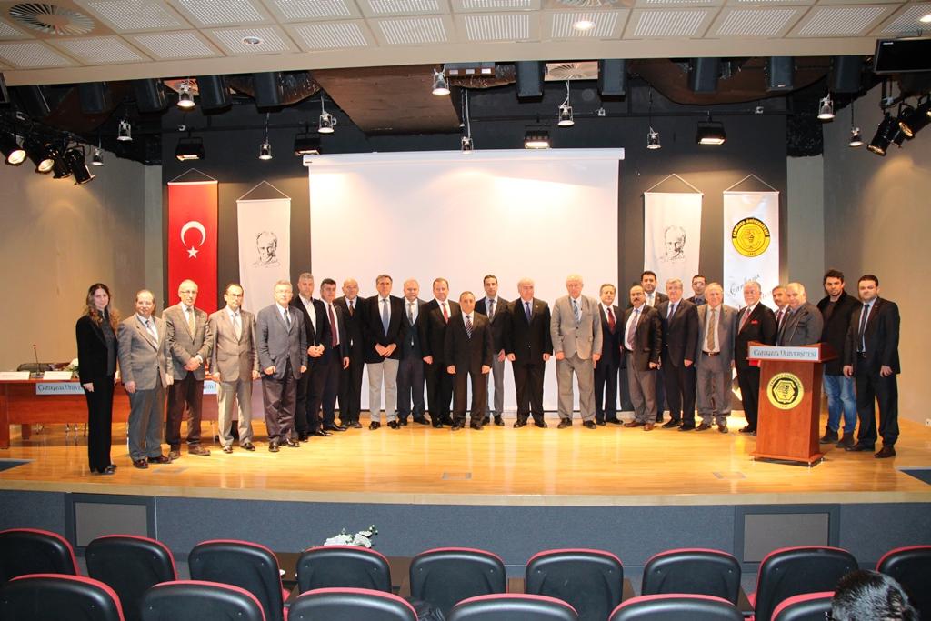 Üniversite-Sanayi İşbirliği Konferansı