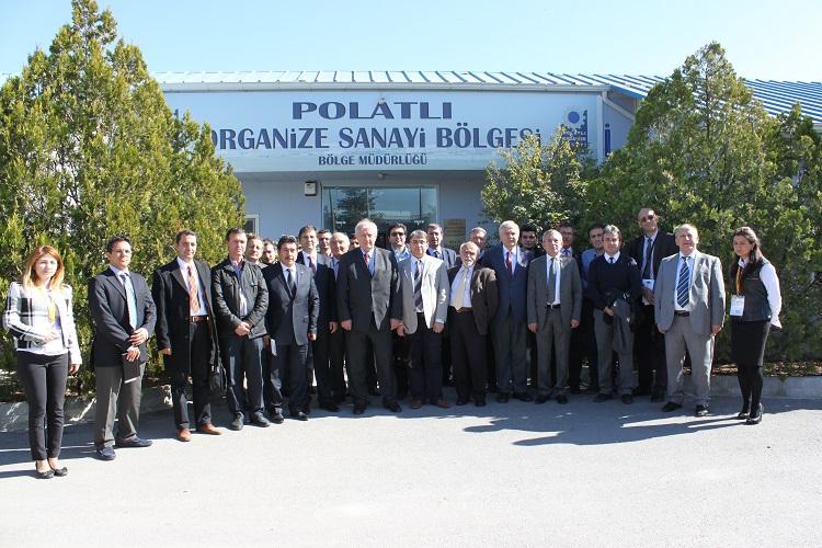 """""""Polatlı Organize Sanayi Bölgesi (Polatlı OSB) ile Üniversite-Sanayici Buluşma Günü""""  etkinliği gerçekleşti !"""