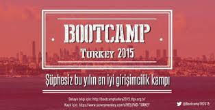 Bootcamp Turkey 2015 – Girişimcilik Kampı Son Başvuru Tarihi: 15.12.2014 !