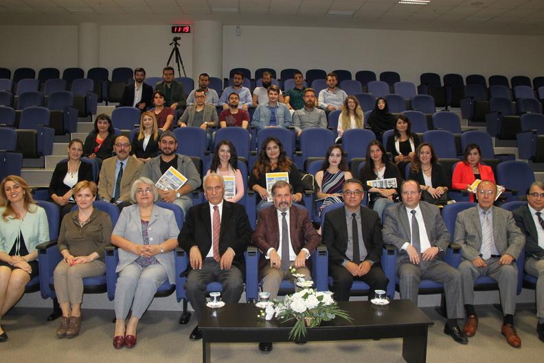 Çankaya Üniversitesi Girişimcilik Sertifika Programı II. Dönem Sertifika Töreni!