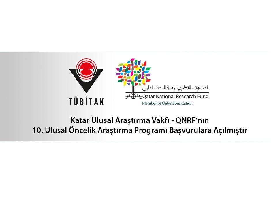 Katar Ulusal Araştırma Vakfı Ulusal Öncelik Araştırma Programı! Çağrı Kapanış Tarihi: 21 Şubat 2017