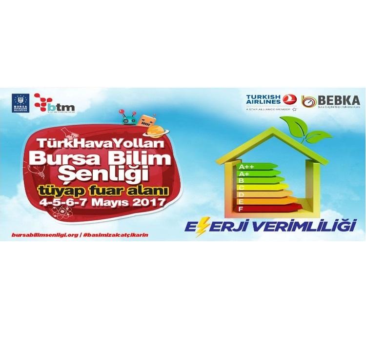 6. Türk Hava Yolları Bursa Bilim Şenliği Proje Yarışması! Son Başvuru Tarihi: 31 Mart 2017
