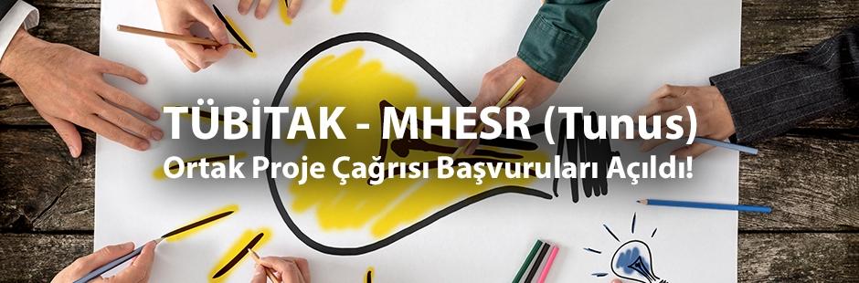 2510 Kodlu TÜBİTAK – MHESR (Tunus) Ortak Proje Çağrısına Enerji Alanı Eklendi! Son Başvuru Tarihi: 22 Mayıs 2017