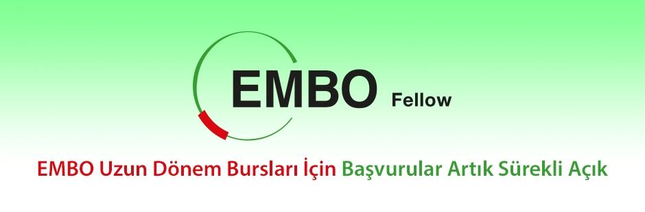 EMBO Uzun Dönem Bursları İçin Başvurular Artık Sürekli Açık!