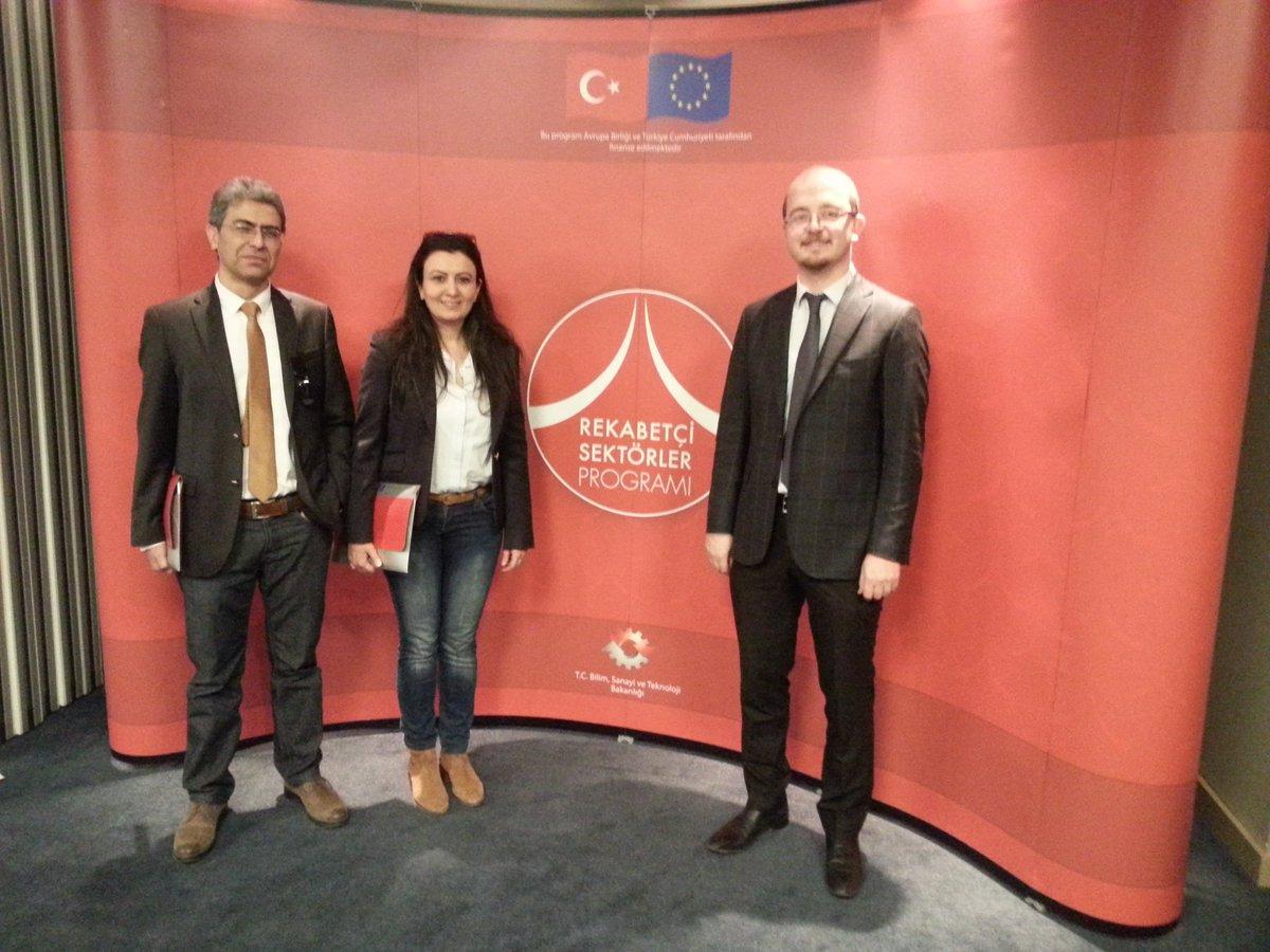 Çankaya Üniversitesi TTO Rekabetçi Sektörler Programı Proje Çağrısı Bilgilendirme Toplantısı'na Katıldı!
