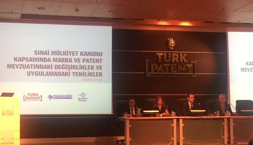 Sınai Mülkiyet Kanunu Kapsamında Marka ve Patent Mevzuatındaki Değişiklikler ve Uygulamadaki Yenilikler Sempozyumu