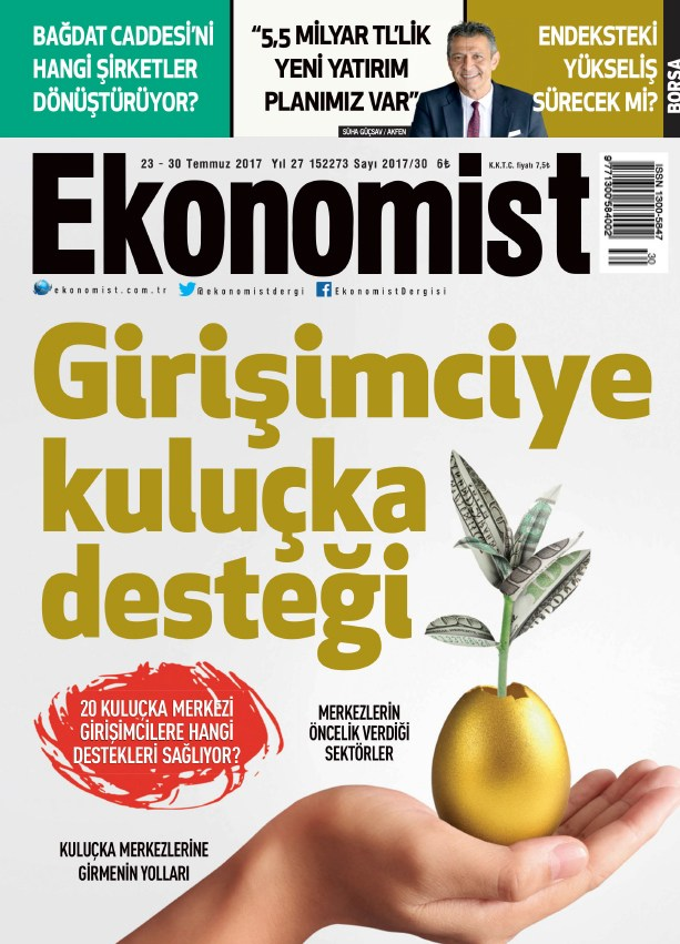 ekonomist kapak