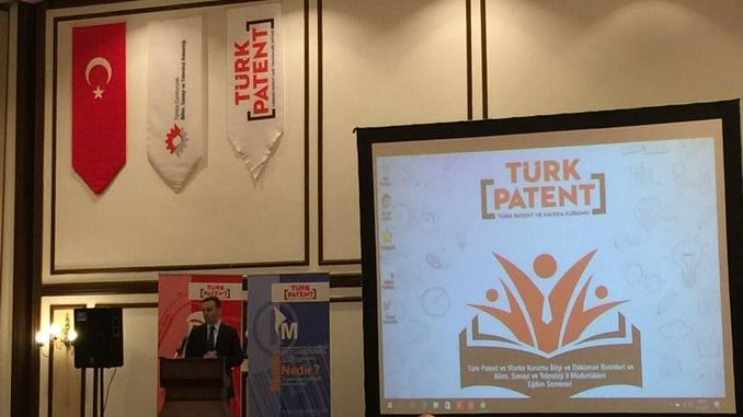 TTO, TÜRKPATENT Sınai Mülkiyet Hakları Eğitim Seminerlerine Katıldı!
