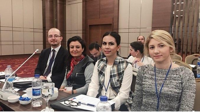 Çankaya Üniversitesi TTO, Ankara'da Gerçekleşen COSME Tematik Eğitimine Katıldı!
