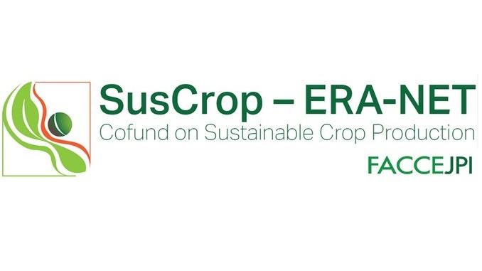 ERA-NET SusCrop – Sürdürülebilir Tarımsal Üretim Çağrısı! 1. Aşama Son Başvuru Tarihi: 4 Nisan 2018