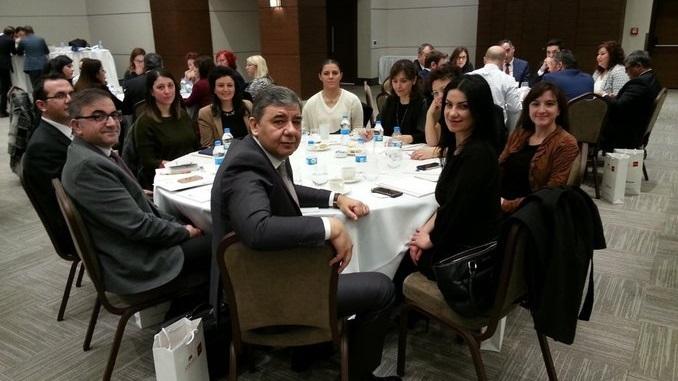 Çankaya Üniversitesi TTO, On Birinci Ulusal Kalkınma Planı Yerel Paydaşlara Yönelik Çalıştaya Katıldı!