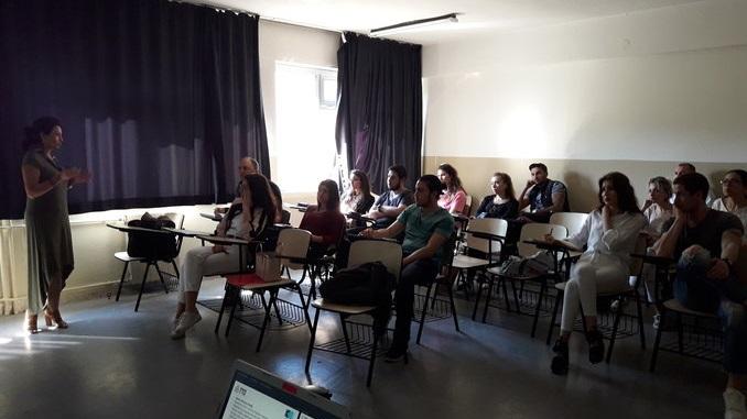 Çankaya Üniversitesi Bünyesinde KOSGEB Uygulamalı Girişimcilik Eğitimi Başlamıştır!