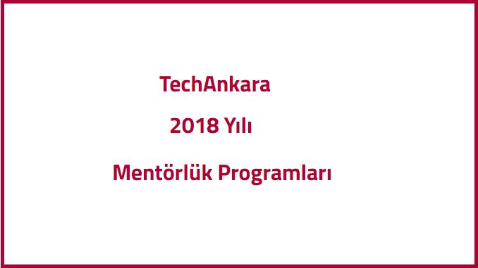 Ankara Kalkınma Ajansı Mentörlük Programları! Son Başvuru Tarihleri: 1 Haziran 2018 ve 25 Haziran 2018