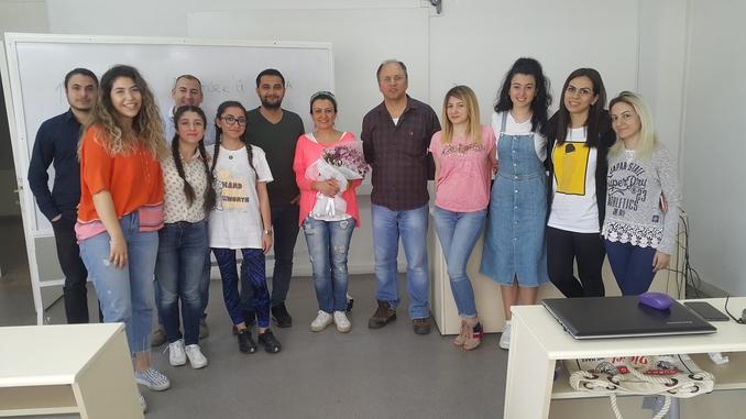 Çankaya Üniversitesi Bünyesinde KOSGEB Uygulamalı Girişimcilik Eğitimi Tamamlanmıştır!