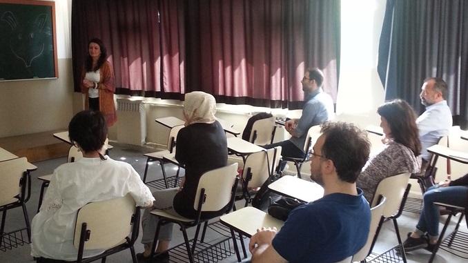 Çankaya Üniversitesi Bünyesinde 26.05.2018-01.07.2018 Dönemi KOSGEB Uygulamalı Girişimcilik Eğitimi Başlamıştır!