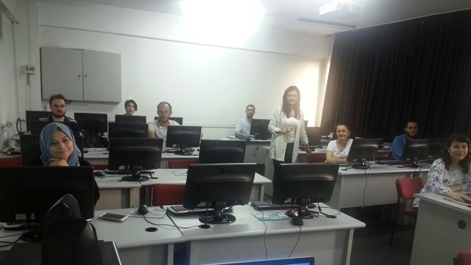 Çankaya Üniversitesi Bünyesinde 26.05.2018-01.07.2018 Dönemi KOSGEB Uygulamalı Girişimcilik Eğitimi Tamamlanmıştır!