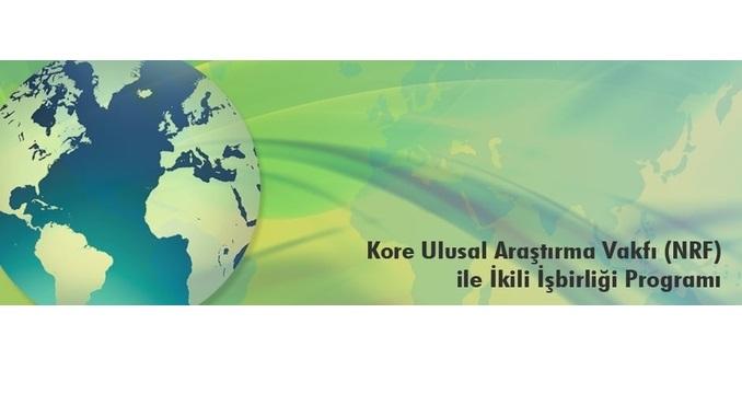 2516 – TÜBİTAK ile Kore Ulusal Araştırma Vakfı (NRF) ve Bilim, Bilgi ve İletişim Teknolojileri Bakanlığı (MSIT) Arasında İkili İşbirliği Programı! Son Başvuru Tarihi: 28 Eylül 2018