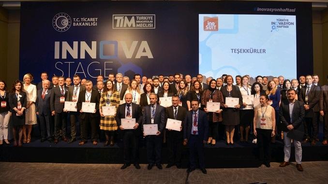 Türkiye İnovasyon Haftasında Çankaya Üniversitesi Başarısı!