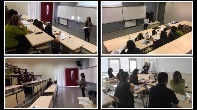 Çankaya Üniversitesi Bünyesinde Akademisyenlere Yönelik Proje Yazım Eğitimi Düzenlendi!