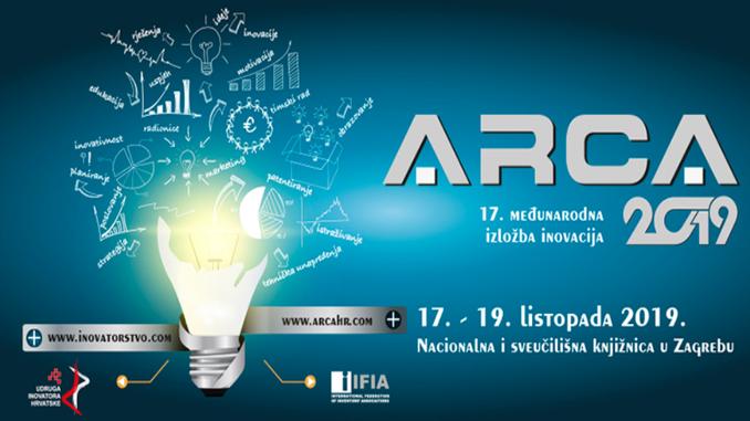 Çankaya Üniversitesinin Başvuru Sahibi Olduğu Buluşa 17. ARCA Uluslararası İnovasyon Fuarından Altın Madalya!