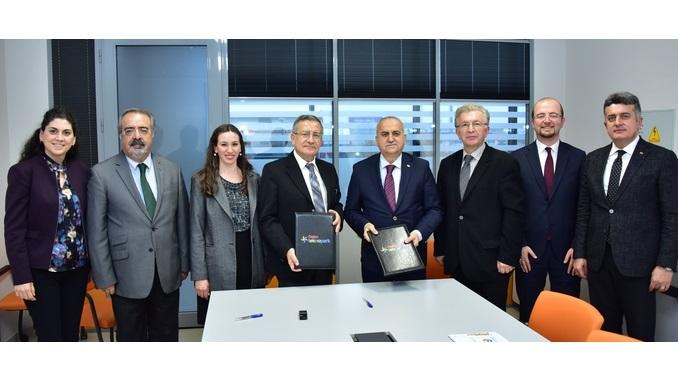 Ostim Teknopark A.Ş. ile İşbirliği Protokolü İmzalandı!