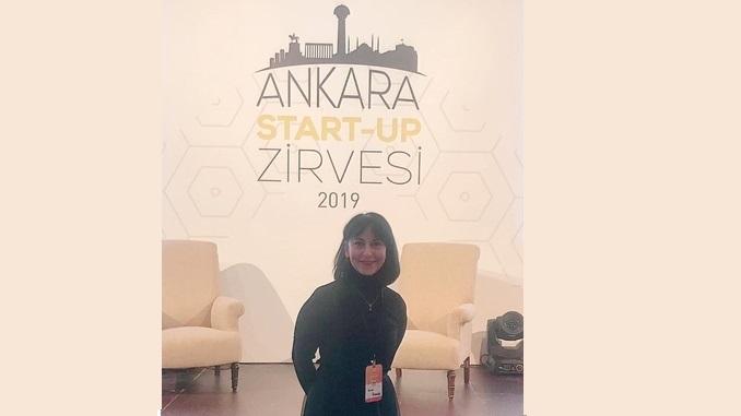 Çankaya Üniversitesi TTO 15 Aralık 2019 Tarihinde Gerçekleşen Ankara Start Up Zirvesine Katıldı