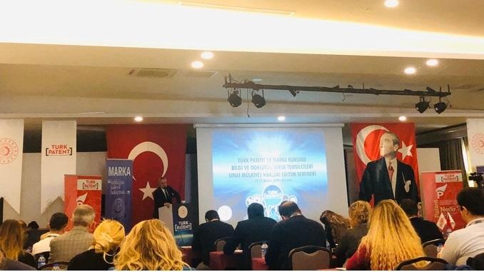 Türk Patent ve Marka Kurumu Bilgi Döküman Birimi Eğitimlerine Katıldık!