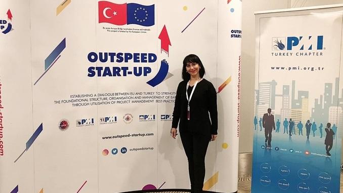 """""""Outspeed Start up"""" Projesi Kapsamında Gerçekleşen Startuplar ve Proje Yöneticileri için """"Soft Skills"""" Eğitimine Katıldık!"""