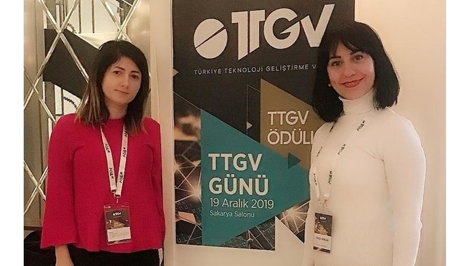 19 Aralık 2019 Tarihinde Gerçekleşen Türkiye Teknoloji Geliştirme Vakfı Ödül Törenine Katıldık