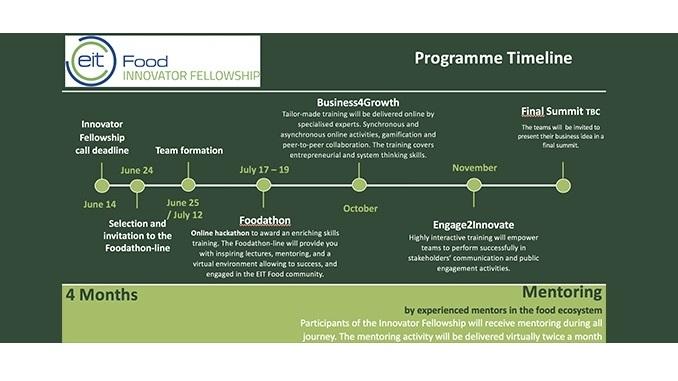 EIT Food, Genç Araştırmacılar ve Yenilikçiler için 'Yenilikçi Bursu' Başvurulara Açıldı!
