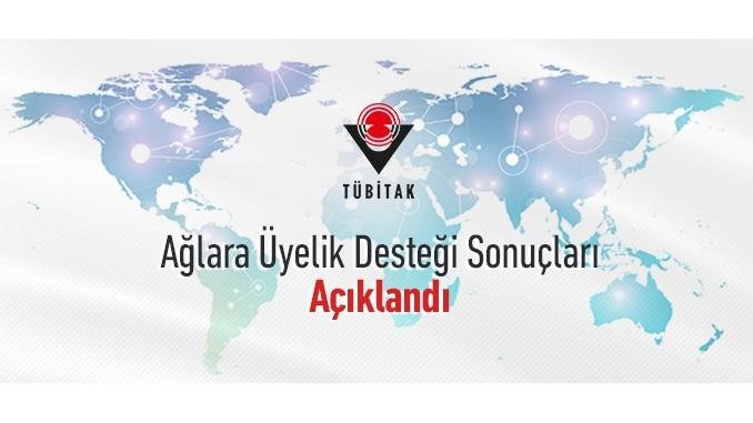 """""""TÜBİTAK Ağlara Üyelik Desteği"""" Sonuçları Açıklanmıştır!"""