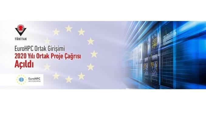 EuroHPC Ortak Girişimi 2020 Yılı Ortak Proje Çağrısı!