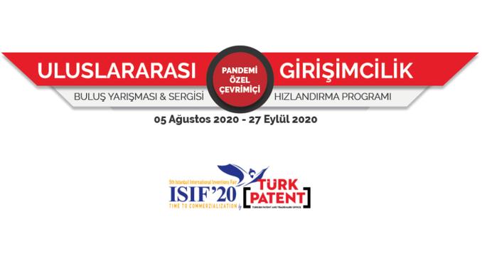 5. İstanbul Uluslararası Buluş Fuarı ISIF'20'den Çankaya Üniversitesi Buluşlarına Altın, Gümüş ve Bronz Madalya Ödülleri!