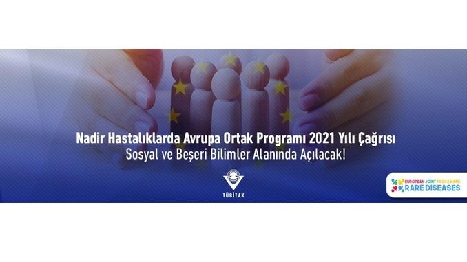 Nadir Hastalıklarda Avrupa Ortak Programı 2021 Yılı Çağrısı, Sosyal ve Beşeri Bilimler Alanında Açılacak!