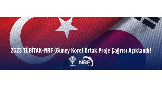 2523 TÜBİTAK-NRF (Güney Kore) Ortak Proje Çağrısı Sonuçları