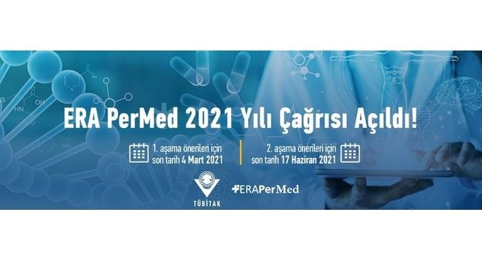 ERA PerMed 2021 Yılı Çağrısı Başvuruya Açık!