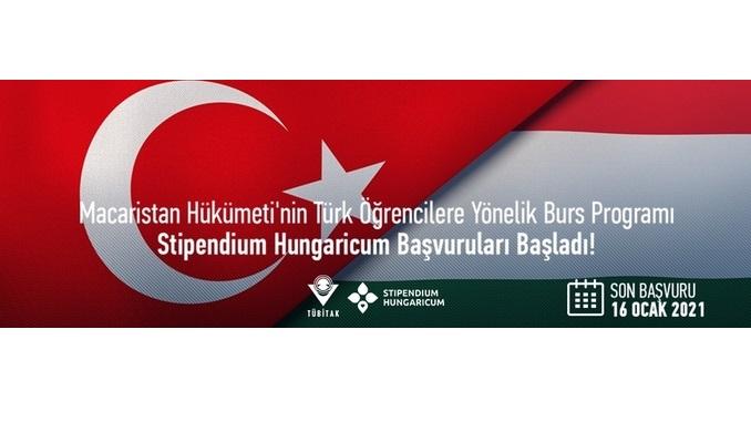 """Macaristan """"Stipendium Hungaricum"""" Bursu İçin Son Başvuru Tarihi: 16 Ocak 2021"""