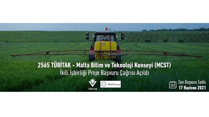 2565 TÜBİTAK-Malta Bilim ve Teknoloji Konseyi (MCST) İkili İşbirliği Proje Başvuru Çağrısı! Son Başvuru: 17 Haziran 2021