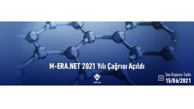 M-ERA.NET 2021 Yılı Çağrısı! M-Era Net Portalı Üzerinden 1. Aşama Başvuruları Son Tarihi: 15 Haziran 2021