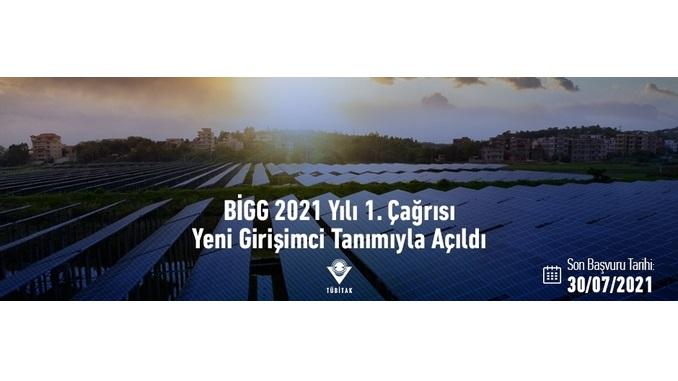 BİGG 2021 Yılı Birinci Çağrısı! Son Başvuru 30 Temmuz 2021