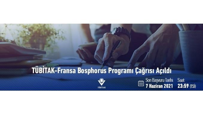 TÜBİTAK-Fransa Bosphorus Programı Çağrısı! Son Başvuru Tarihi: 7 Haziran 2021