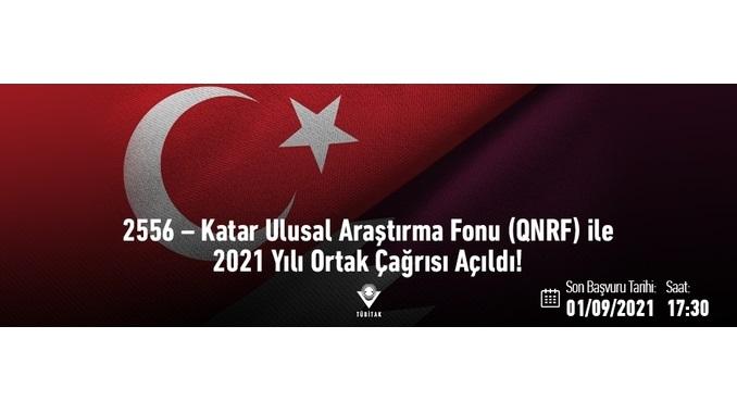 2556 – Katar Ulusal Araştırma Fonu (QNRF) ile 2021 Yılı Ortak Çağrısı! Son Başvuru: 1 Eylül 2021