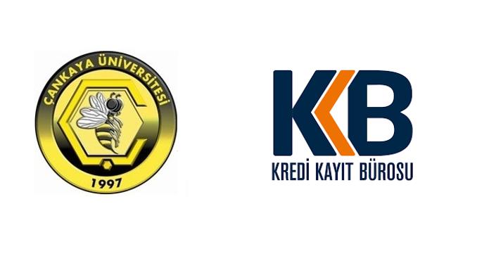 Çankaya Üniversitesi ile Kredi Kayıt Bürosu Arasında İş birliği Protokolü İmzalandı!
