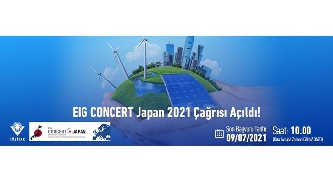 EIG CONCERT Japan 2021 Çağrısı! Son Başvuru: 09 Temmuz 2021