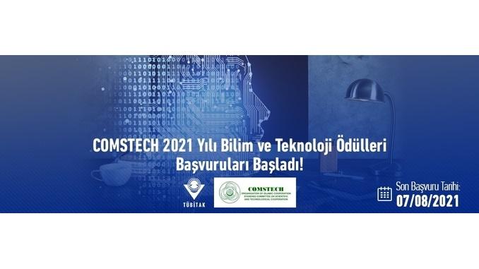 COMSTECH 2021 Yılı Bilim ve Teknoloji Ödülleri! Son Başvuru Tarihi: 7 Ağustos 2021