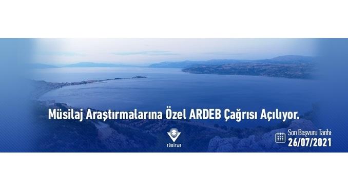 Müsilaj Araştırmalarına Özel ARDEB Çağrısı Açıldı! Son Başvuru Tarihi: 26 Temmuz 2021